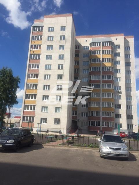 Продается однокомнатная квартира за 1 807 913 рублей. г Курск, проезд Весенний 2-й, д 20А.