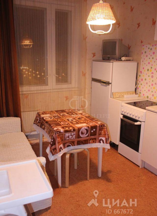 Квартира Аренда Москва