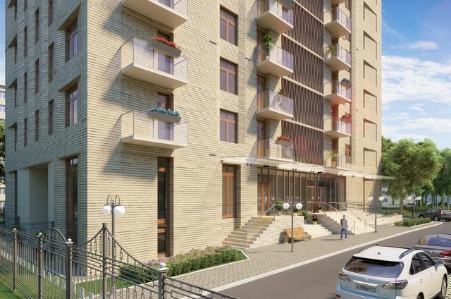 Продажа квартиры Клубный дом на Серпуховском Валу. Лот 134601