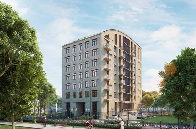 Продажа квартиры Клубный дом на Серпуховском Валу. Лот 134619