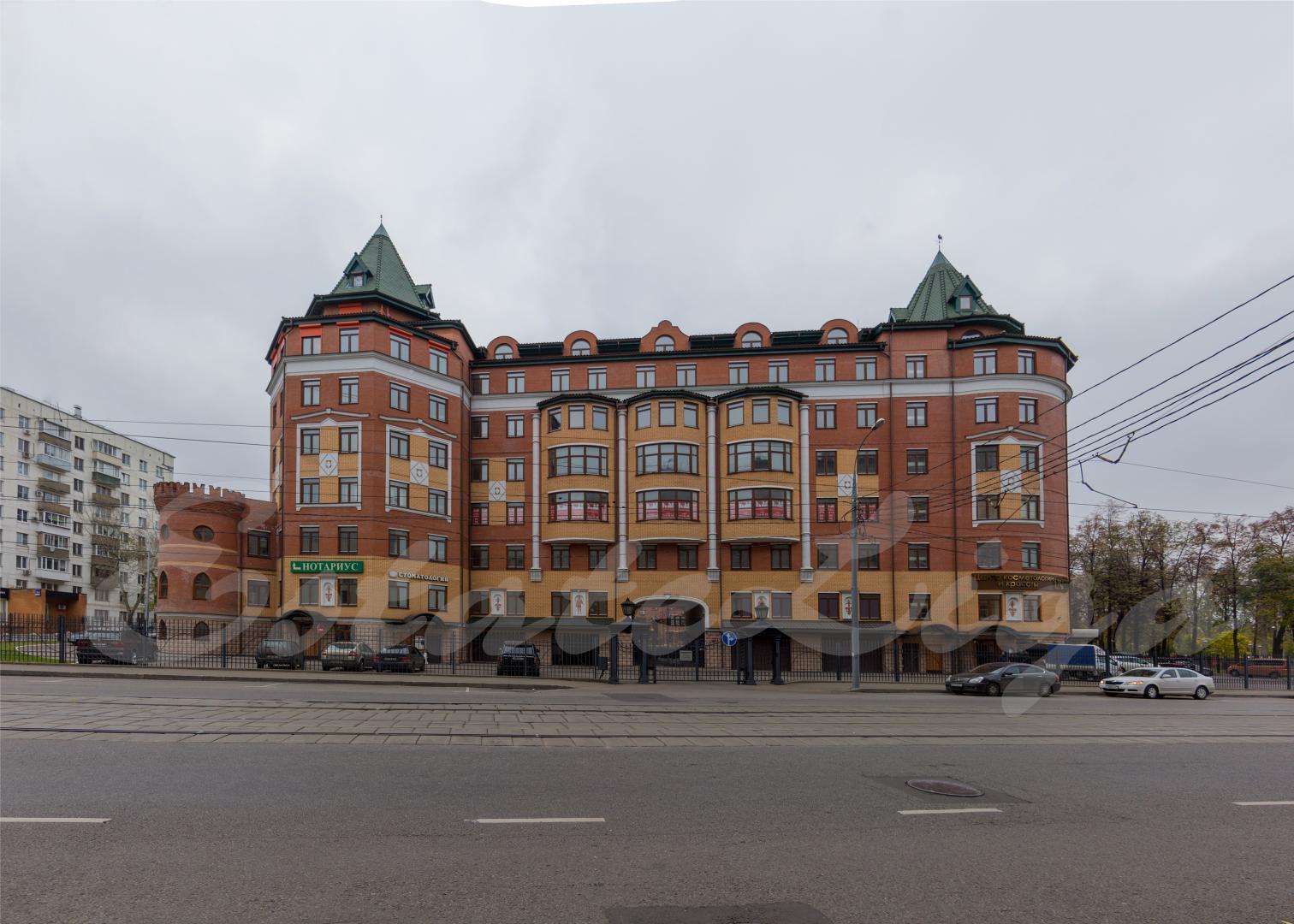Аренда офиса бизнес-центр 4-й верхний михайловский проезд 1 5,000,00 тыс руб