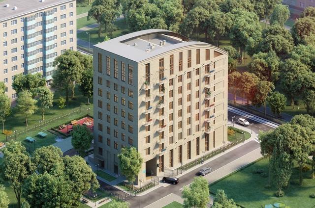 Продажа квартиры Клубный дом на Серпуховском Валу. Лот 134751
