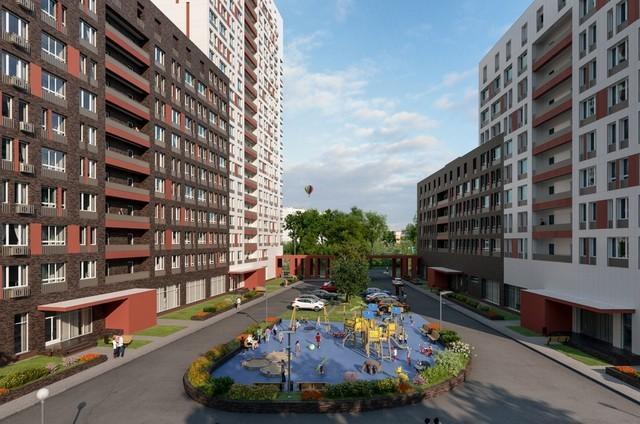 Продажа квартиры ЖК «Дом на Нагатинской». Лот 134922