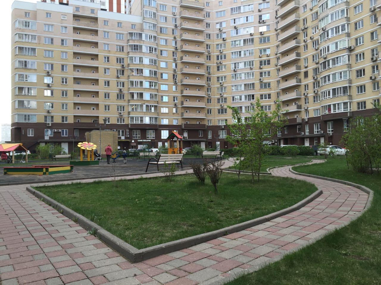 улица Покрышкина, 8к2
