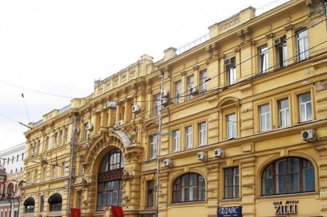 улица Кузнецкий Мост, 19