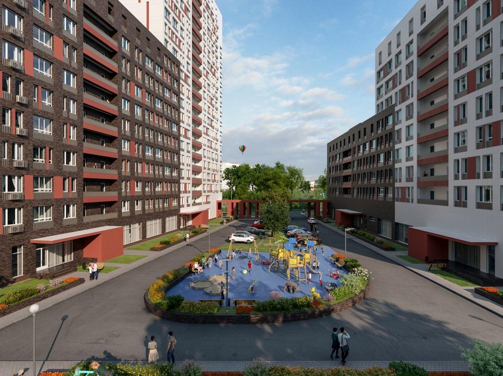 Продажа квартиры ЖК «Дом на Нагатинской». Лот 137607
