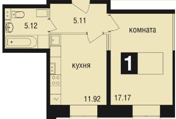 Продажа квартиры ЖК Новое Измайлово. Лот 158675
