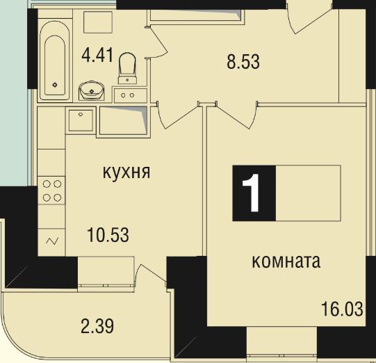 Продажа квартиры ЖК Новое Измайлово. Лот 158939