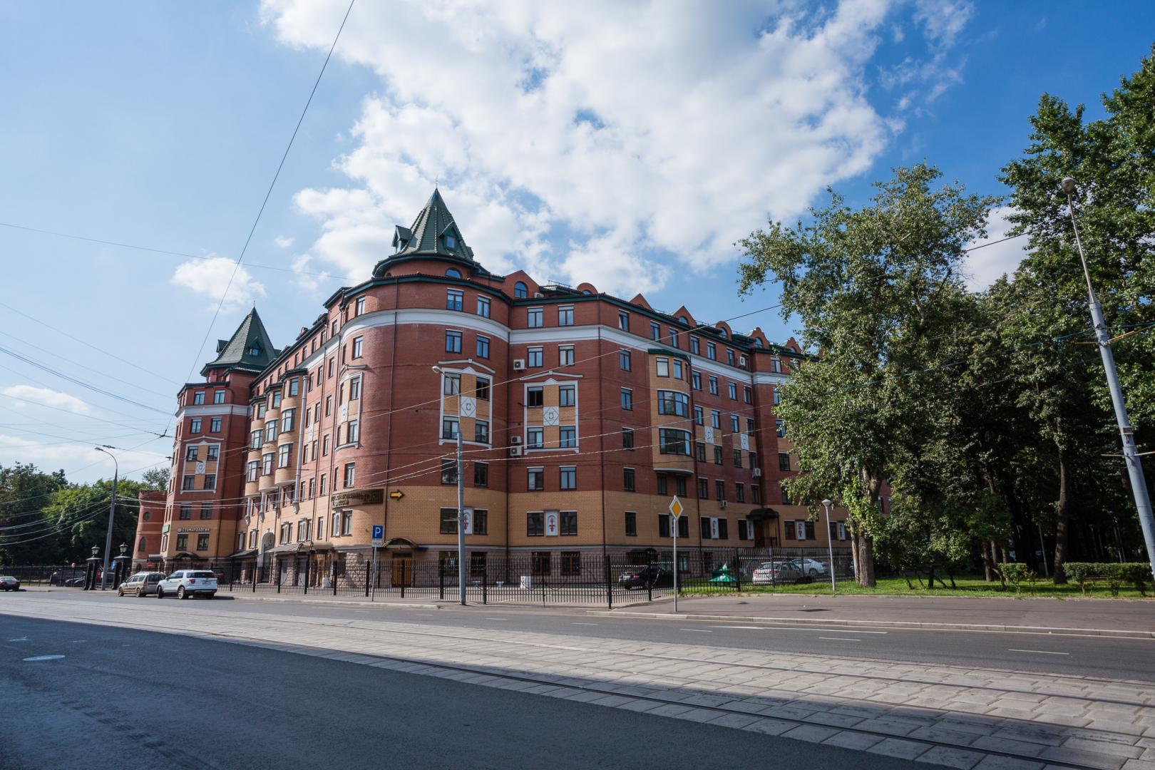 Продажа квартиры ЖК Донское Подворье. Лот 162287