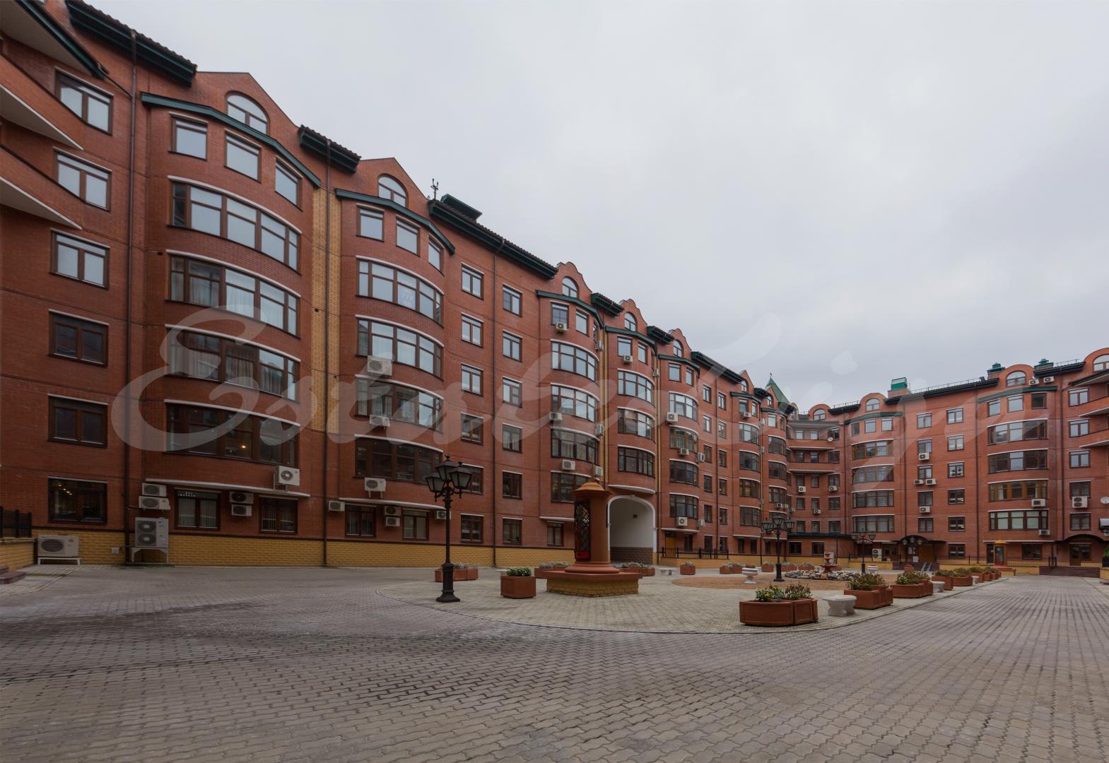 Продажа квартиры ЖК Донское Подворье. Лот 162431