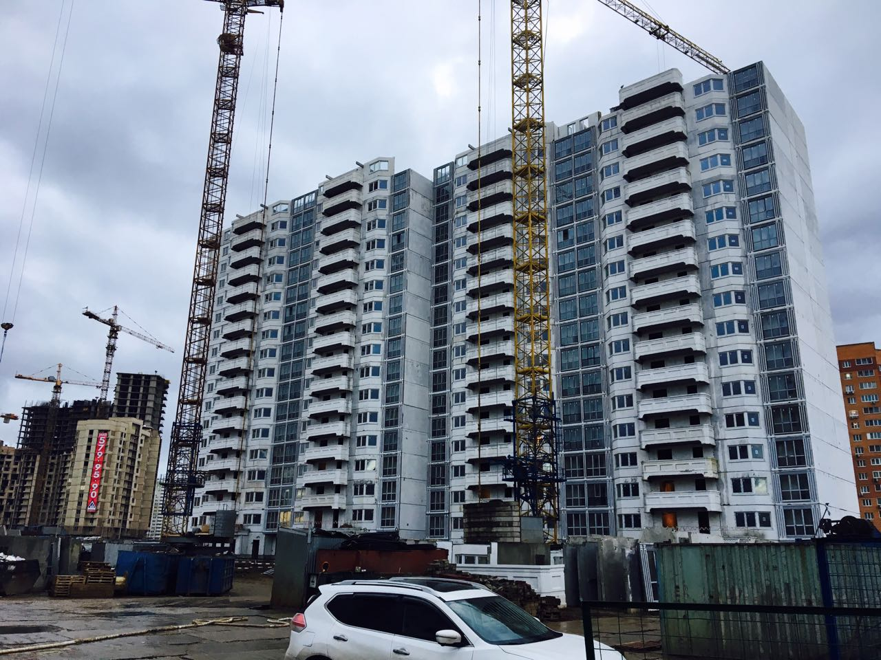 Продажа квартиры мкр Центральный - Долгопрудный. Лот 169463