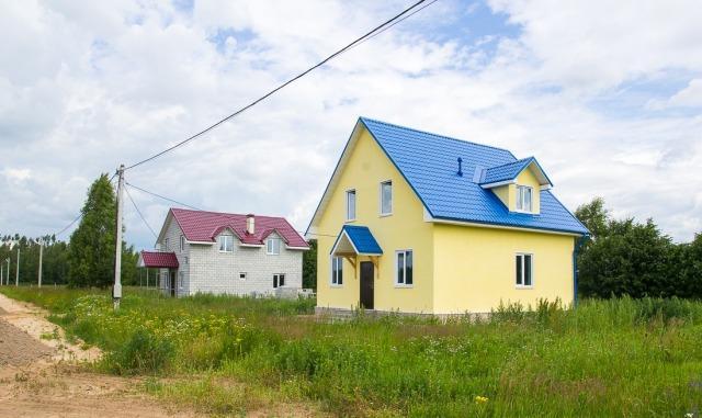 продается коттедж 138 кв.м. в заволжском сель ...