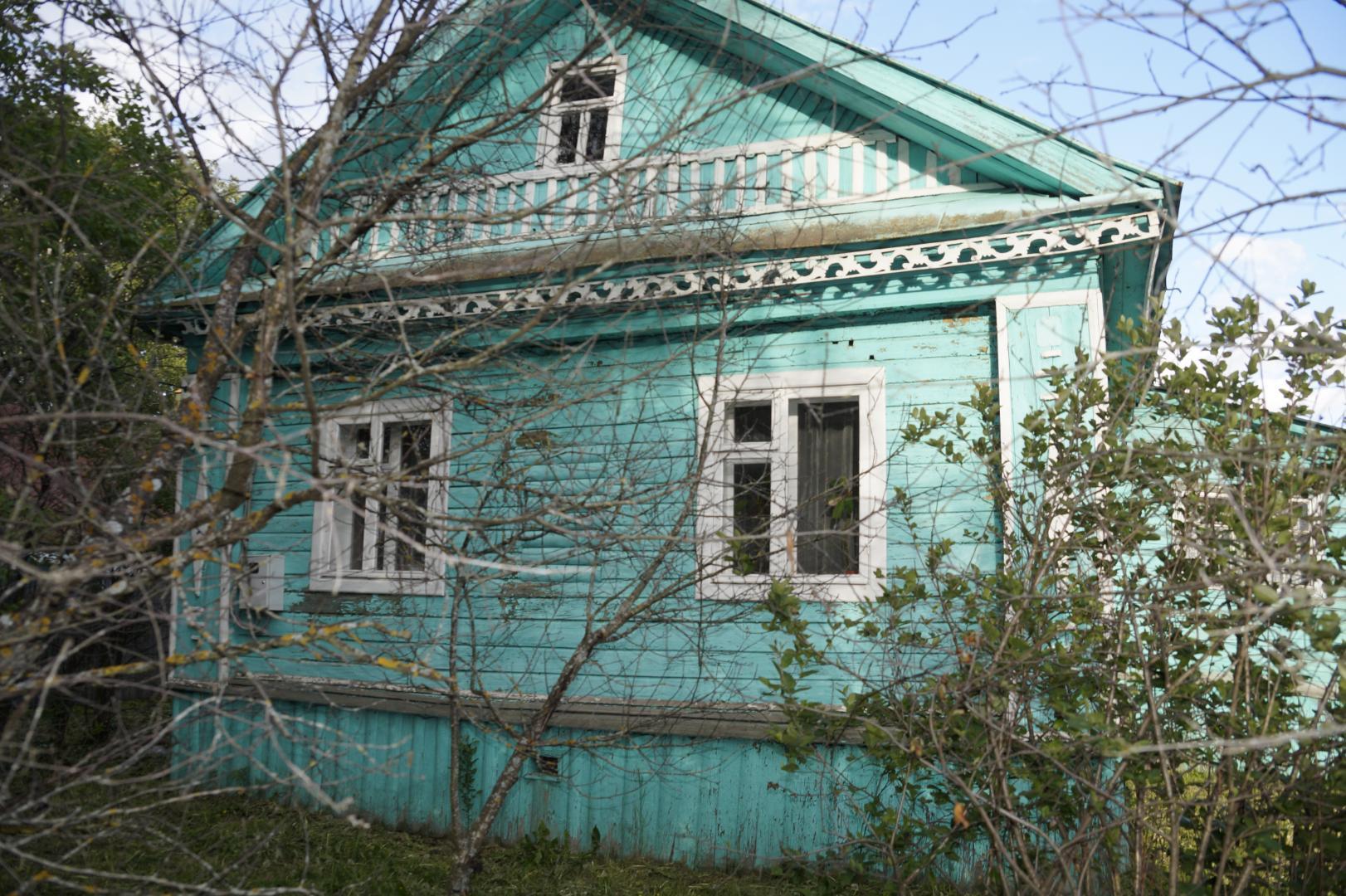 продается бревенчатый дом в д. кормилицино...