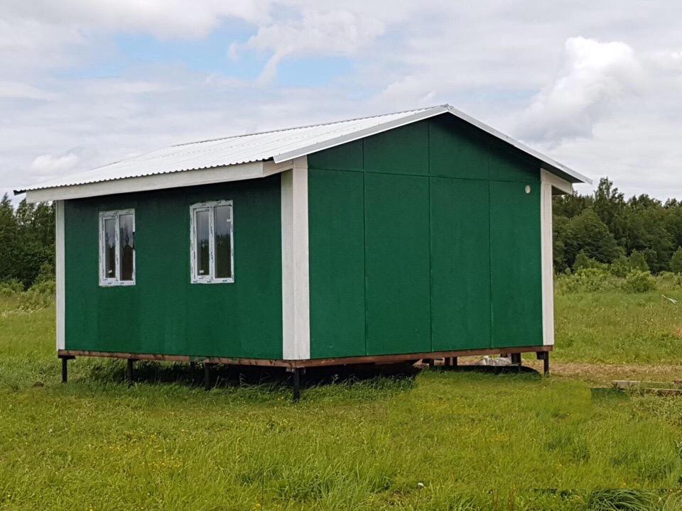 продаются новые дома в д. муравино, недалек ...