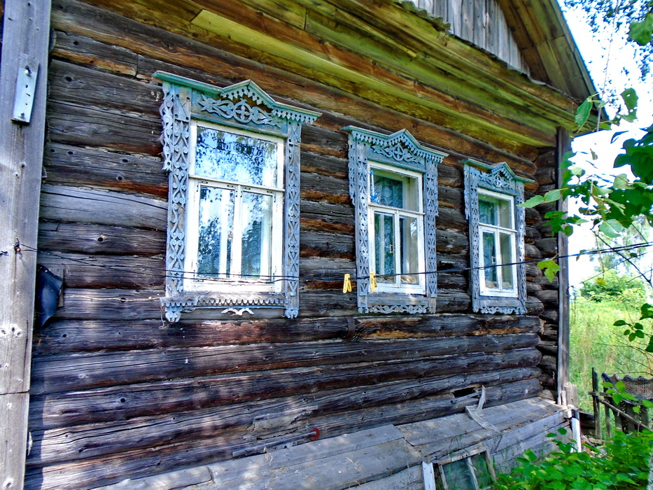 продается дом, в д. верховины, ярославской о ...