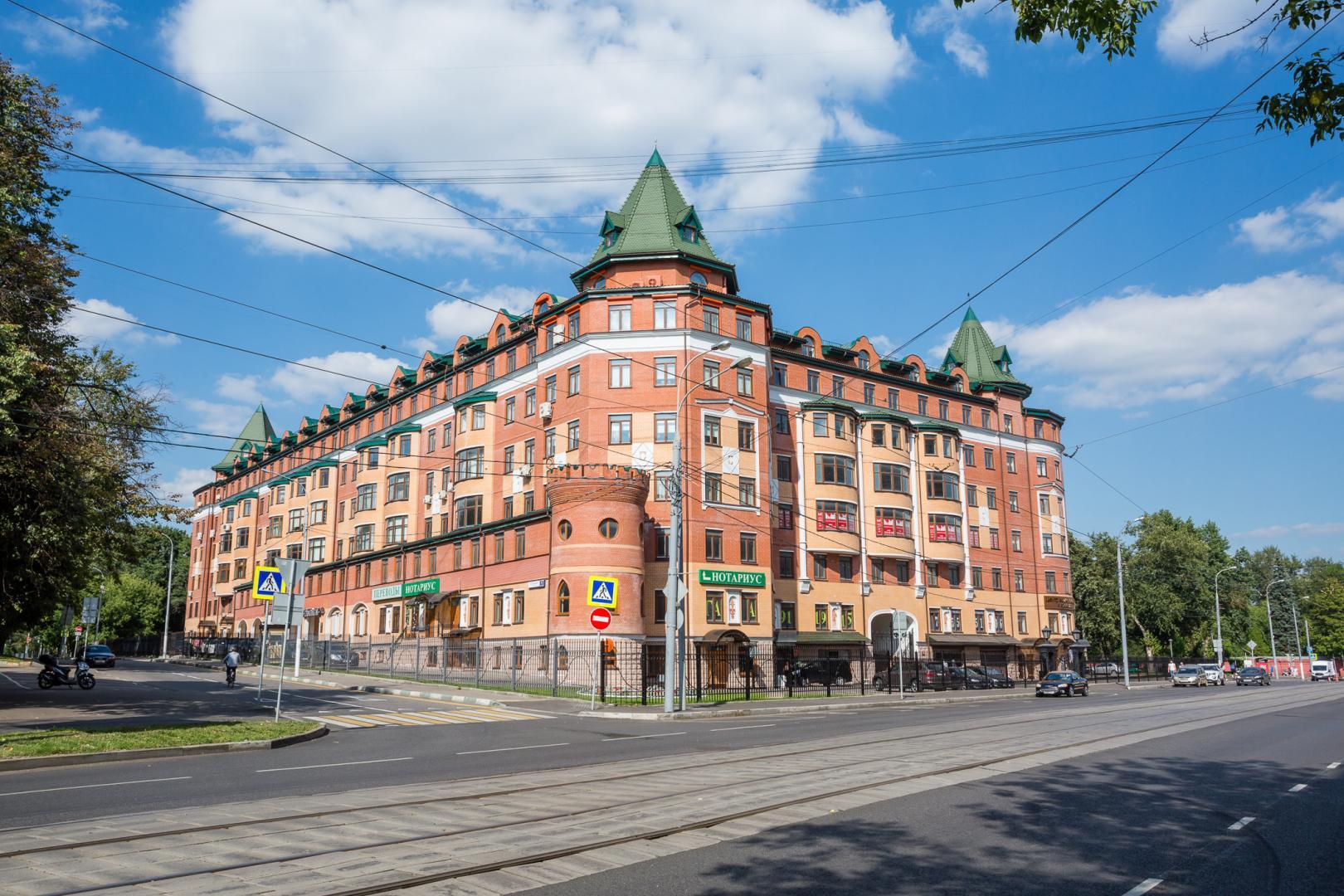 Продажа квартиры ЖК Донское Подворье. Лот 192695