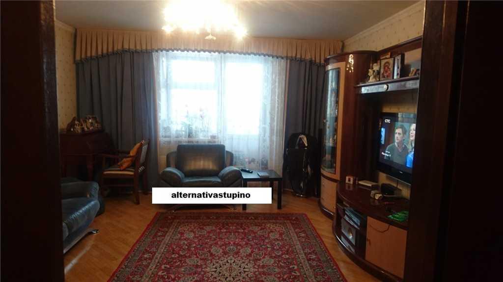Квартира на продажу по адресу Россия, Московская область, городской округ Ступино, Ступино, улица Калинина, 40