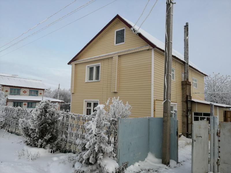 Россия, Чувашия, деревня Адабай, Солнечная улица
