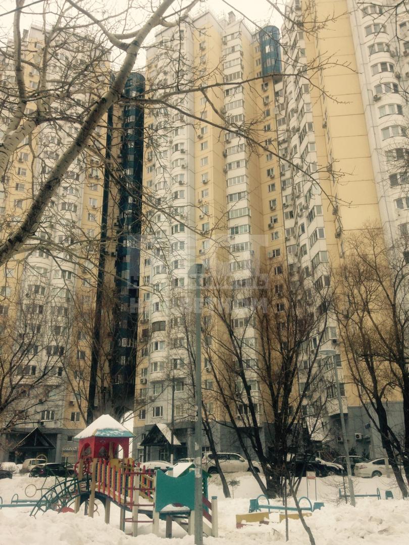 Москва, Нагатинская набережная, 18к1
