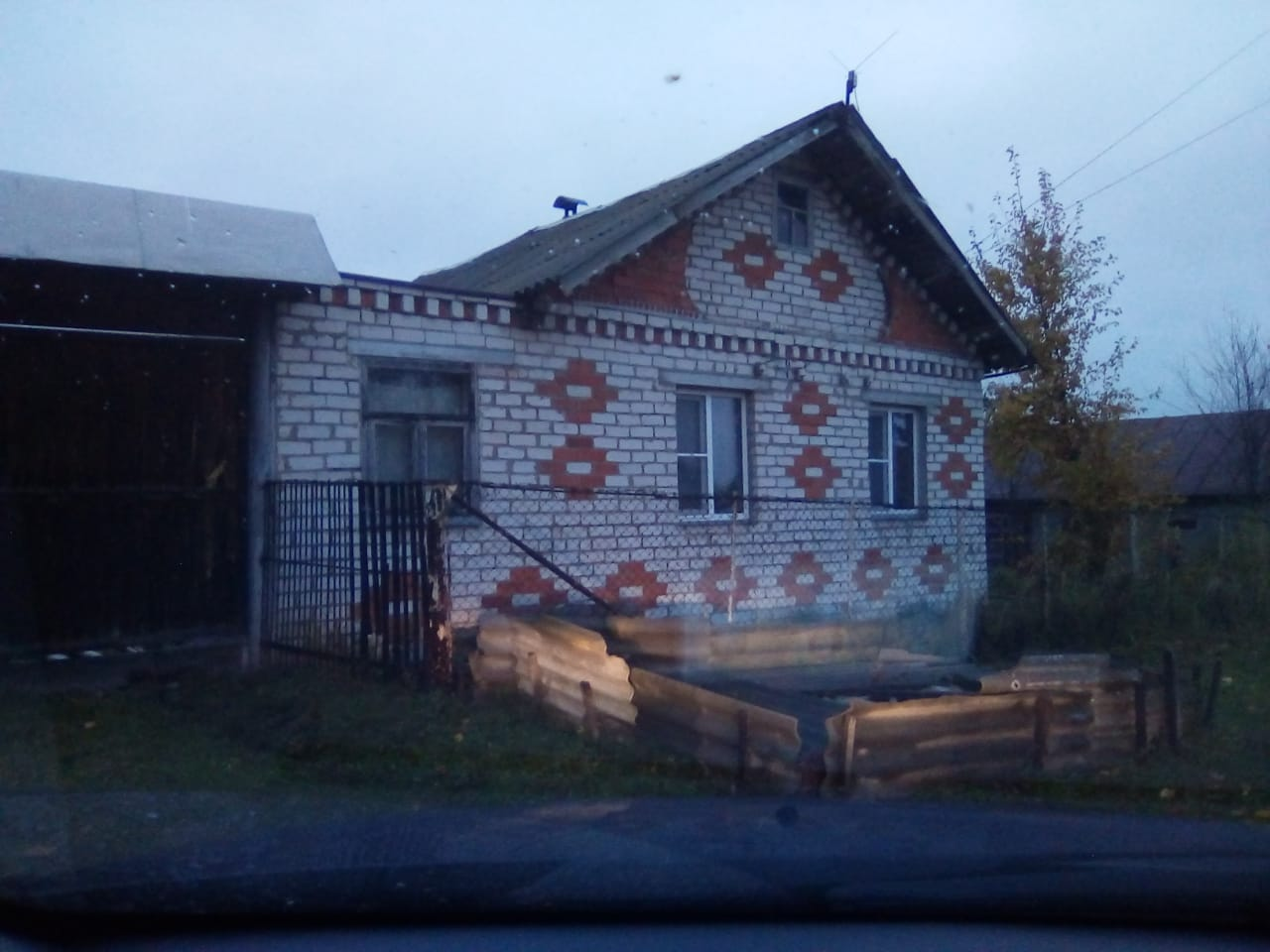 Россия, Чувашия, деревня Мускаринкасы, улица Ленина, 18