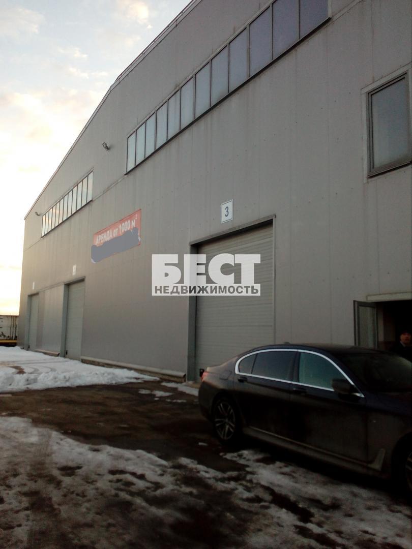 Warehouse в аренду по адресу Россия, Московская область, Ленинский район, Горки, территория Промзона, вл25Ас1