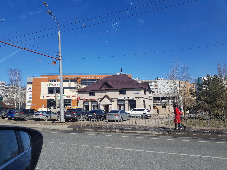 Аренда  Торговые помещения ямашева, 100Г
