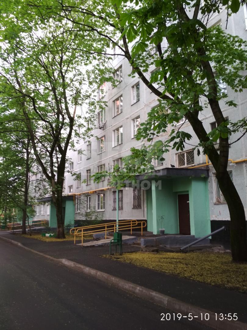 Москва, Веерная улица, 40к5