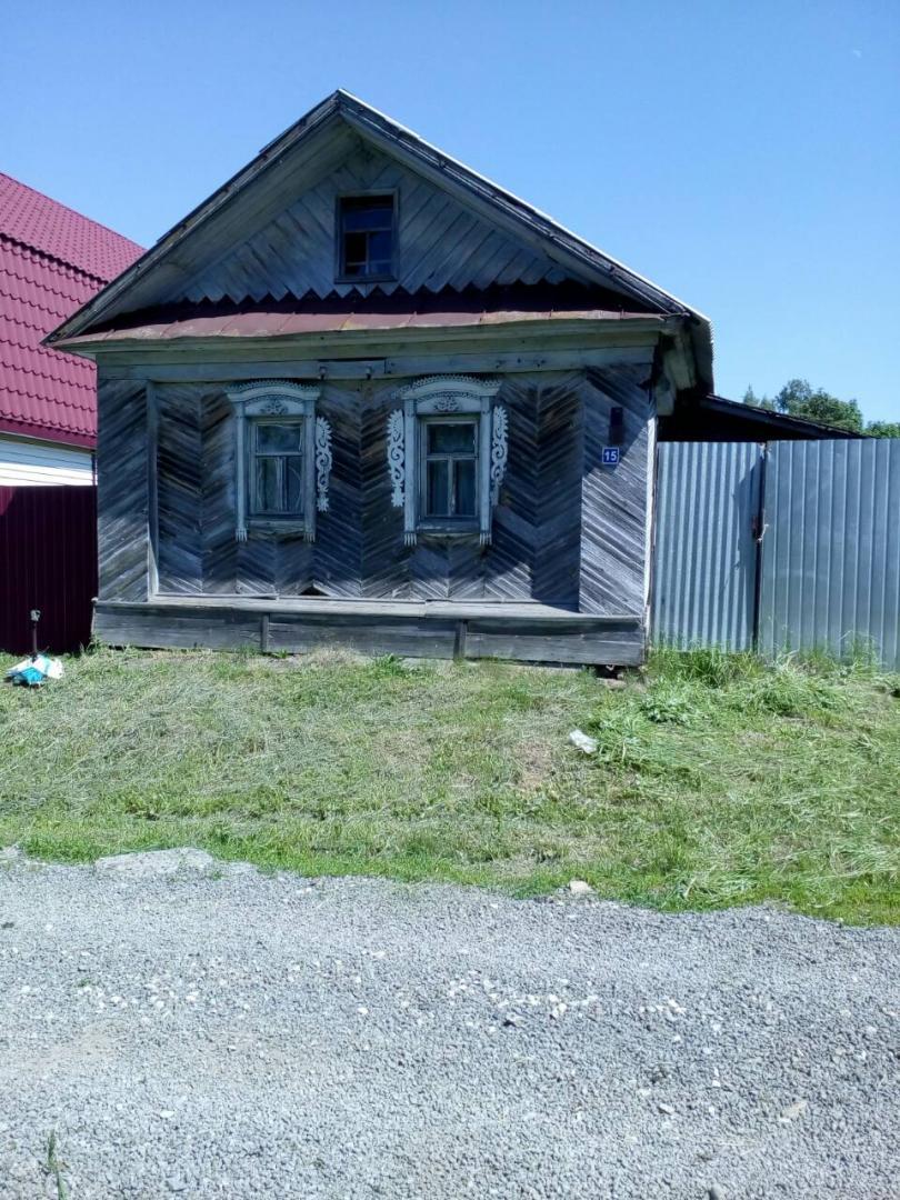 Россия, Чувашия, село Игорвары, Садовая улица