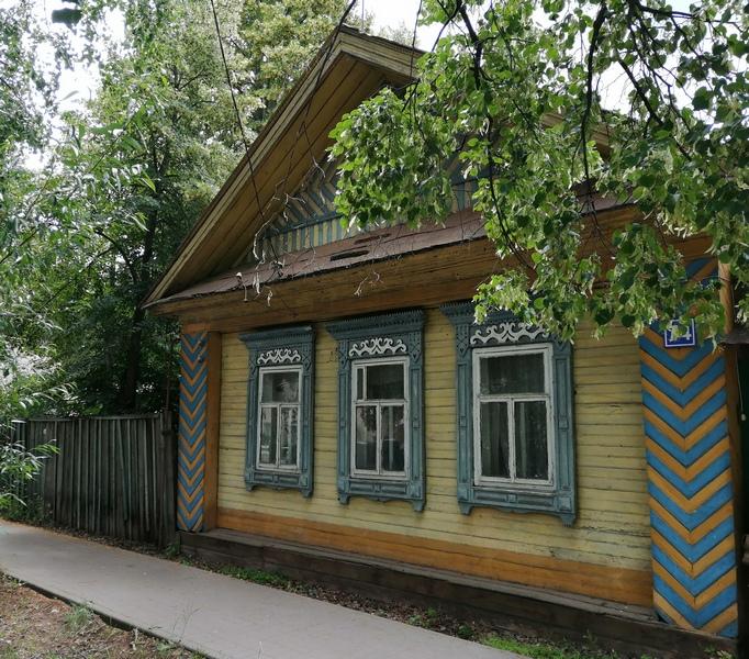 Россия, Чувашия, Цивильск город, Советская улица, 74