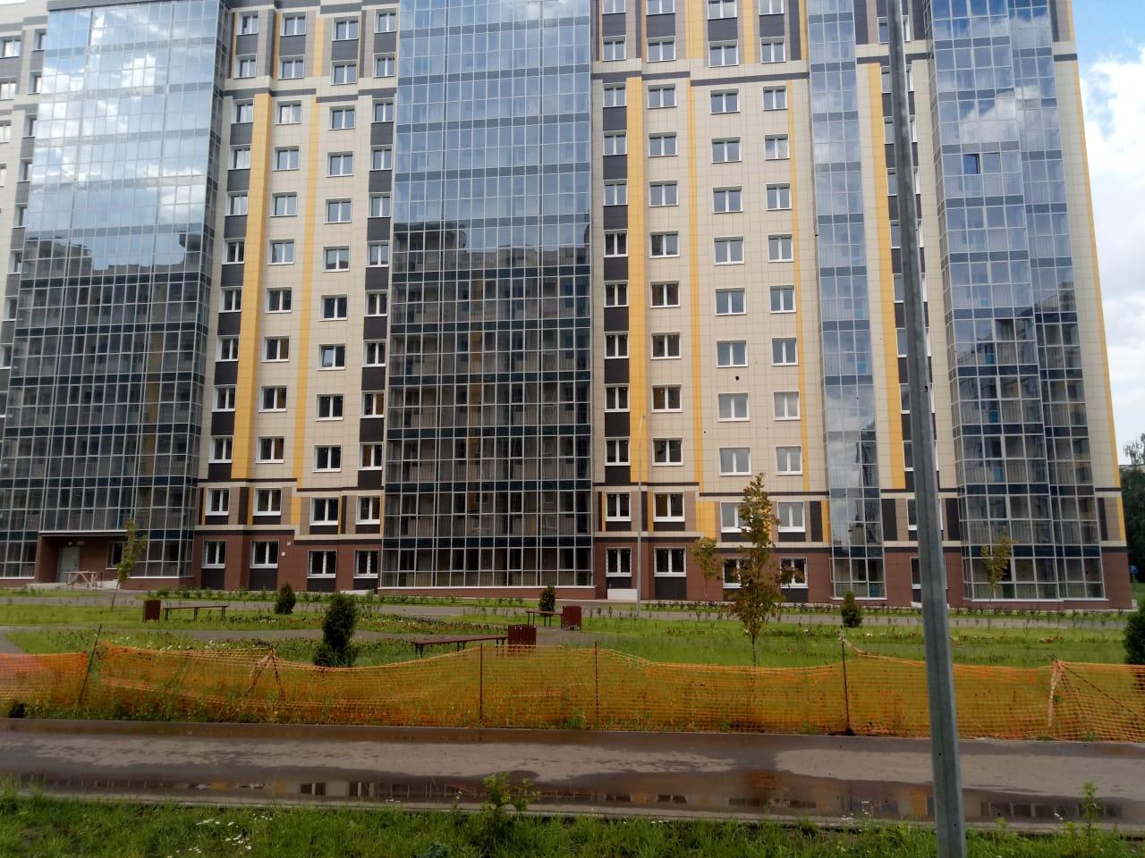 Продажа 2-к квартиры ул. Тэцевская, д. 4а