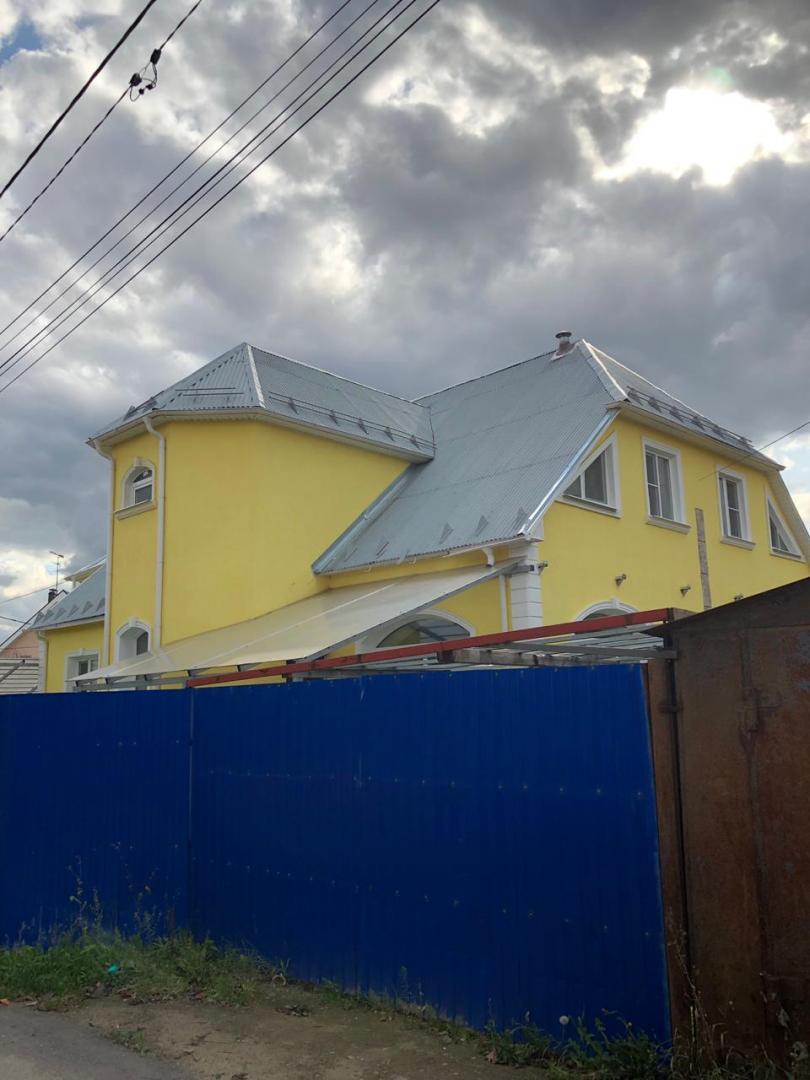 Дом в аренду по адресу Россия, Московская область, Ленинский городской округ, Молоково, Зелёная улица, 42А