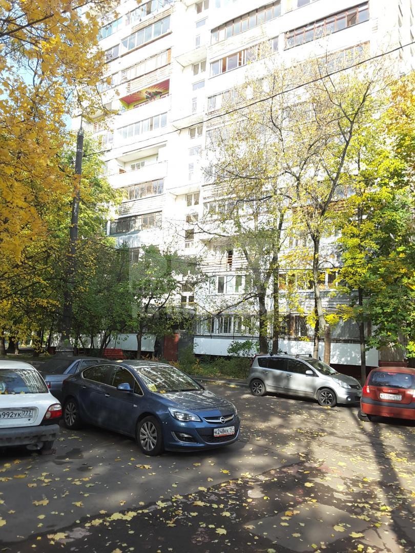 Москва, Фестивальная улица, 53к1