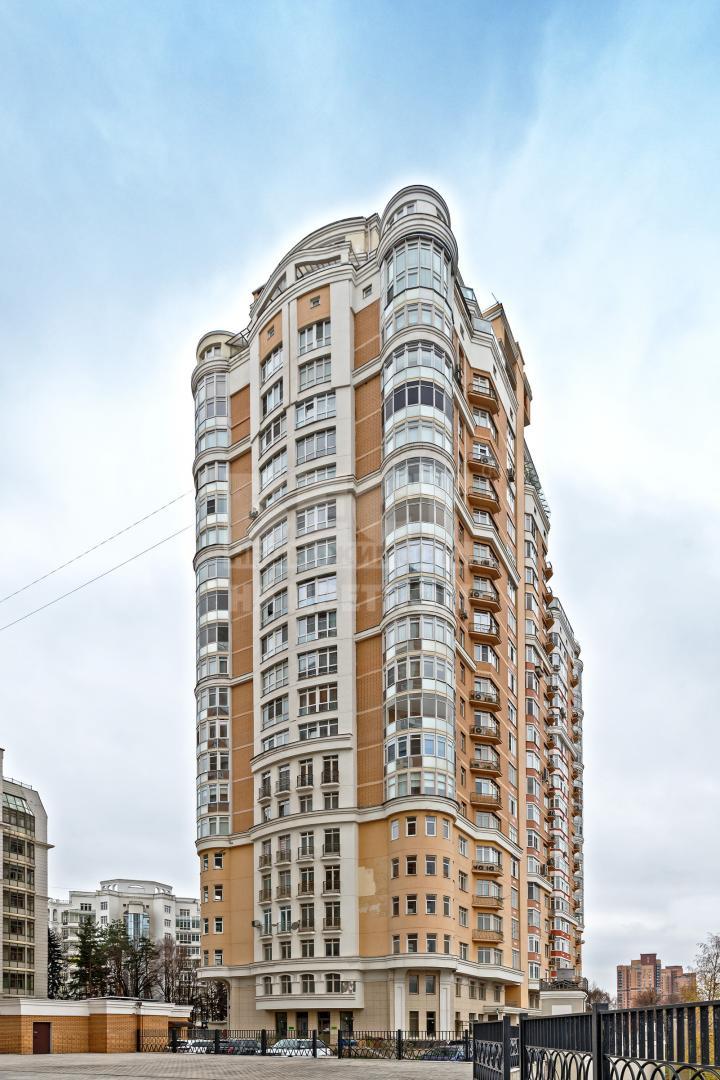 Москва, Староволынская улица, 12к3