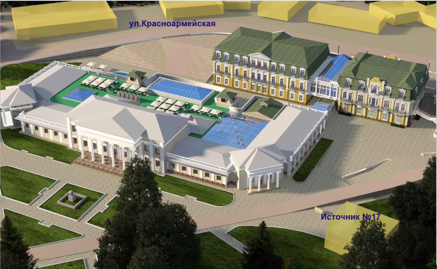 Business на продажу по адресу Россия, Ставропольский край, городской округ Ессентуки, Ессентуки