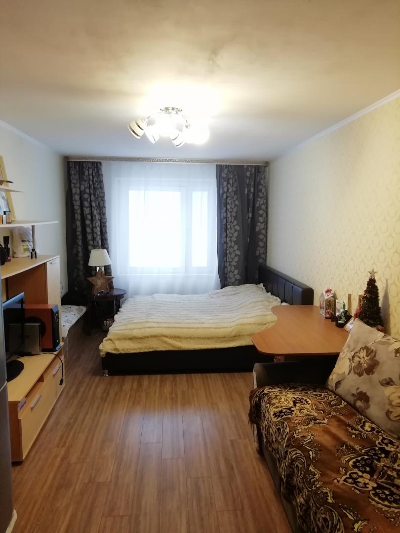 Квартира на продажу по адресу Россия, Московская область, городской округ Ступино, Ступино, улица Калинина, 46к3