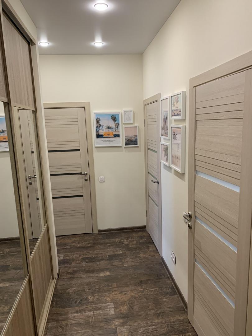 Квартира на продажу по адресу Россия, Московская область, Ленинский городской округ, Молоково, Ново-Молоковский бульвар, 8