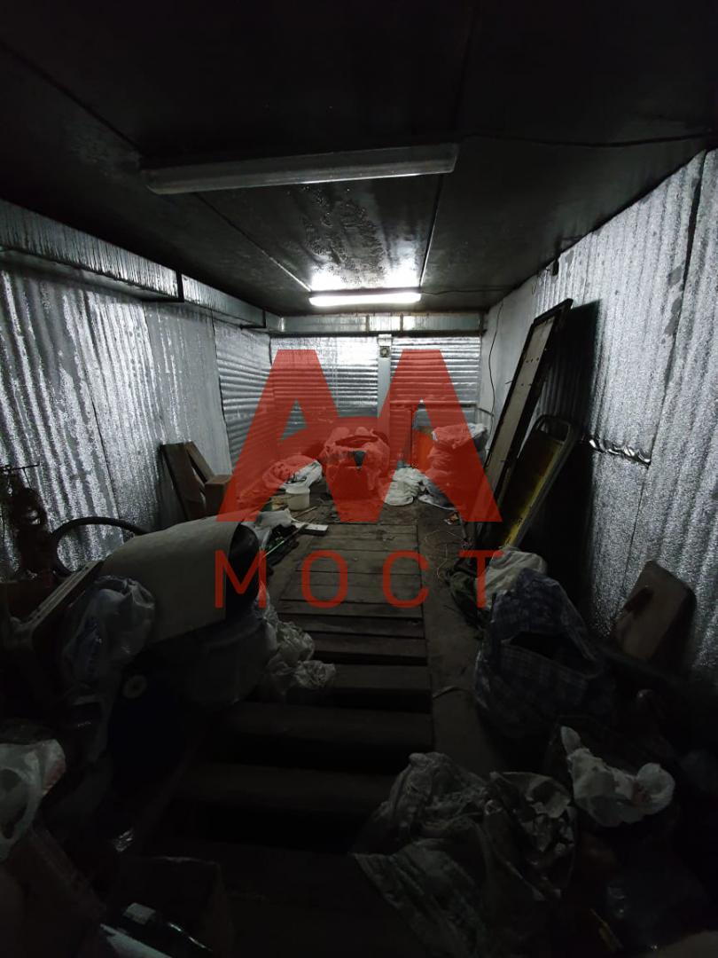 Гараж на продажу по адресу Россия, Московская область, городской округ Дзержинский, Дзержинский, Томилинская улица