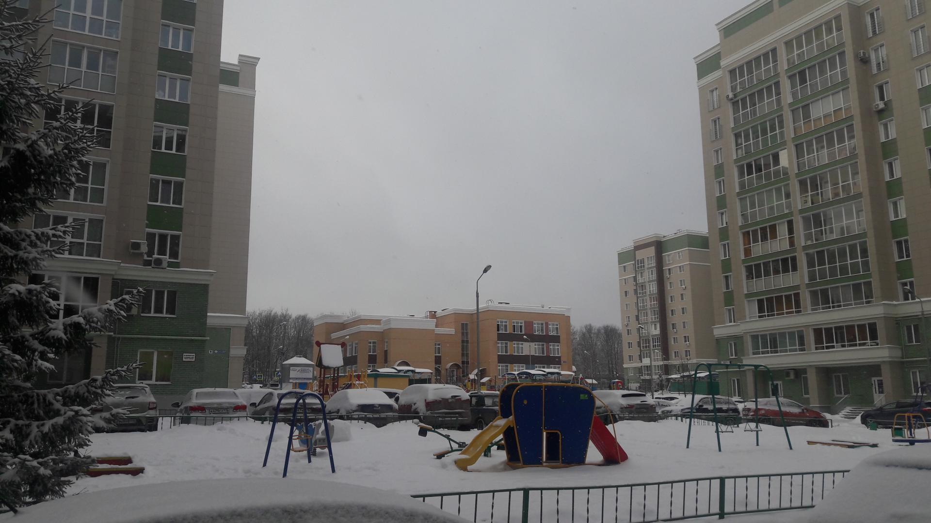 Продажа 1-к квартиры салиха батыева, 1