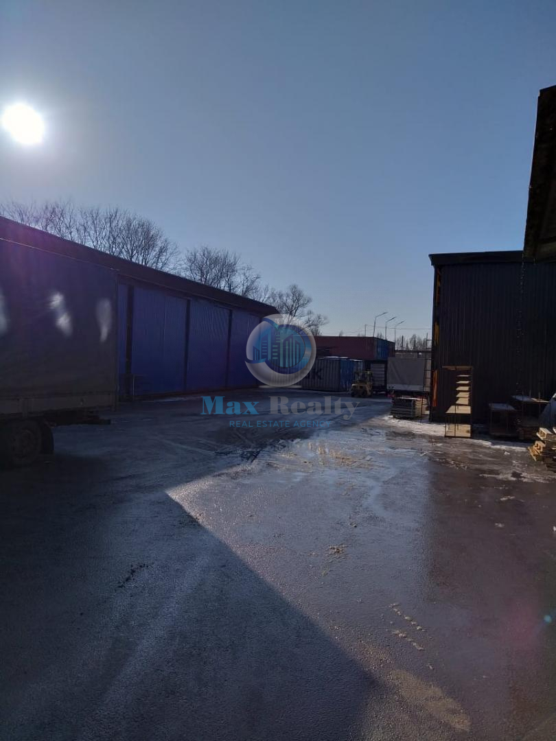 Warehouse на продажу по адресу Россия, Московская область, городской округ Дзержинский, Дзержинский, Алексеевская улица, 2