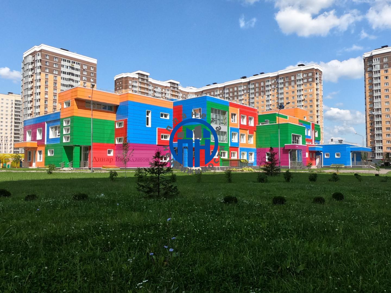 Квартира на продажу по адресу Россия, Московская область, городской округ Люберцы, Люберцы, улица Барыкина, 4