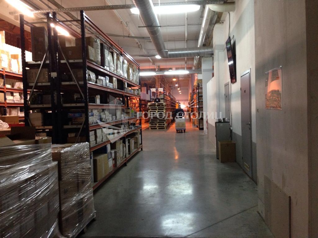 Warehouse в аренду по адресу Россия, Московская область, городской округ Дзержинский, Дзержинский, Садовая улица, 6