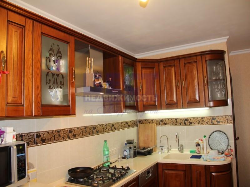 Квартира на продажу по адресу Россия, Московская область, городской округ Красногорск, Нахабино, Красноармейская улица, 4А