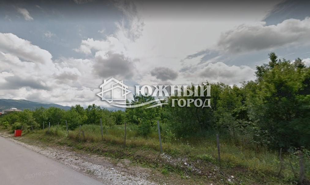 Участок на продажу по адресу Россия, Краснодарский край, муниципальное образование Город Геленджик, Кабардинка