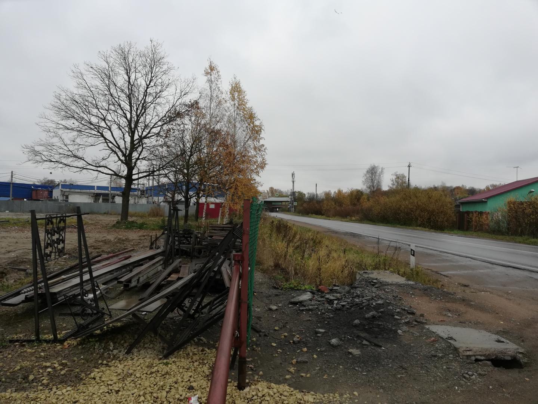Land в аренду по адресу Россия, Ленинградская область, Ломоносовский район, Средняя колония