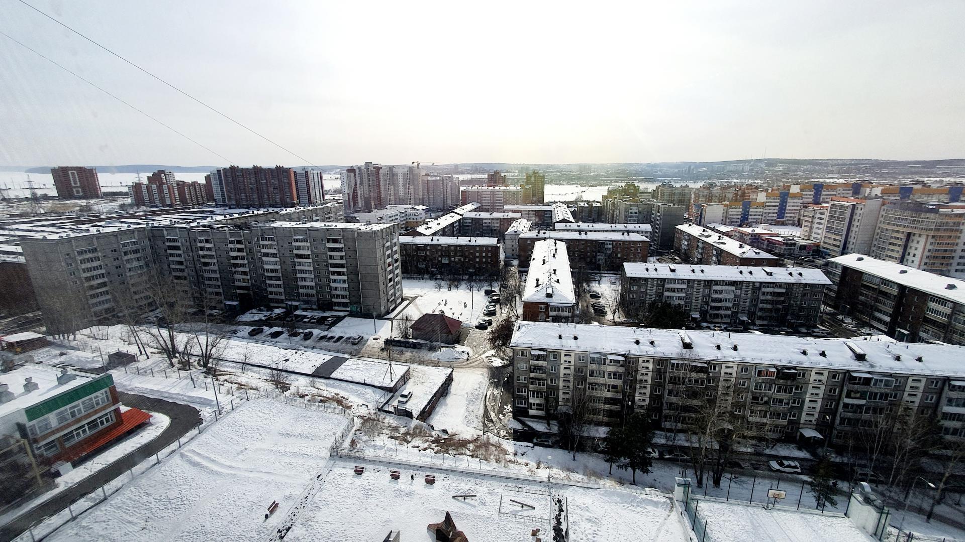 Квартира в аренду по адресу Россия, Иркутская область, городской округ Иркутск, Иркутск, Байкальская улица, 208/2
