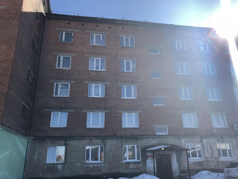 Комната на продажу по адресу Россия, Иркутская область, городской округ Иркутск, Иркутск, улица Марии Ульяновой, 9