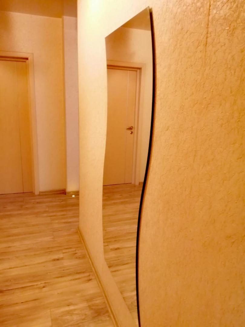 Квартира в аренду по адресу Россия, Иркутская область, городской округ Иркутск, Иркутск, Байкальская улица, 293/5