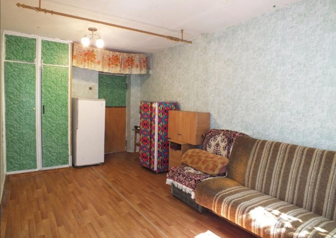 Комната на продажу по адресу Россия, Иркутская область, городской округ Иркутск, Иркутск, улица Ржанова, 41Б