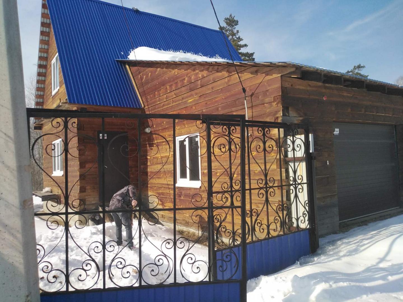Дача на продажу по адресу Россия, Иркутская область, Иркутский район, Новая лебединка, Кольцевая улица