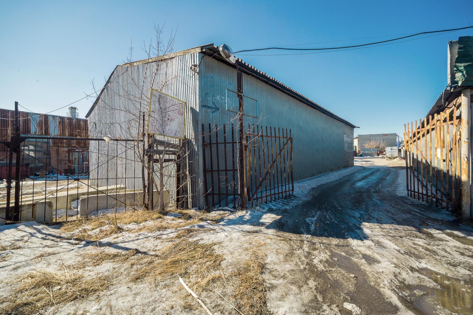 Warehouse на продажу по адресу Россия, Иркутская область, городской округ Иркутск, Иркутск, Трактовая улица, 9